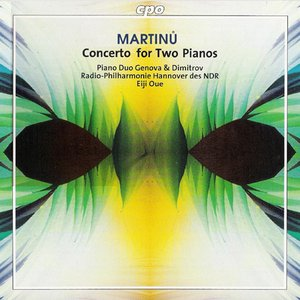 Image for 'Concerto for Two Pianos'