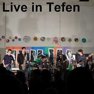 Image for 'Live in Tefen'