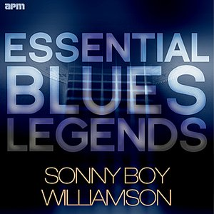 Image for 'Essential Blues Legends - Sonny Boy Williamson'