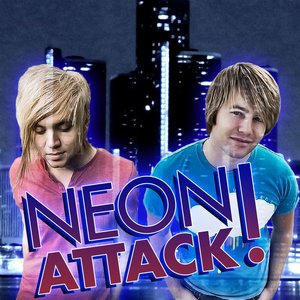 Image for 'Neon Attack!'