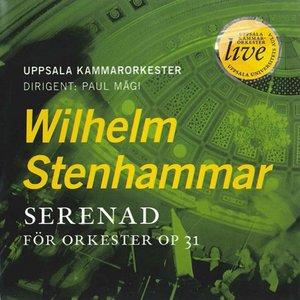 Image for 'W. STENHAMMAR : Serenade, Op. 31Uppsala- Chamber Orchestra'