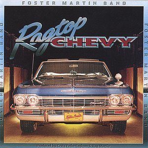 Image for 'Ragtop Chevy'