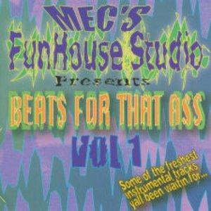 Immagine per 'Beats For That Ass Vol. 1'
