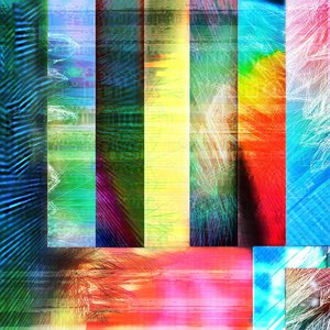 Image for 'The Five Colors [Remixed]'