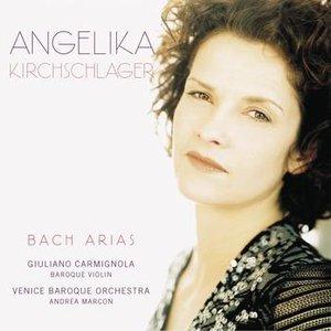 Image pour 'Bach: Arias'