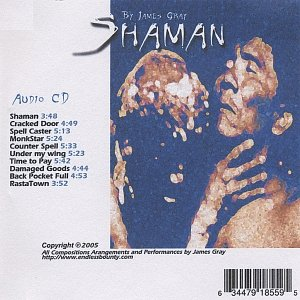 Image pour 'Shaman'