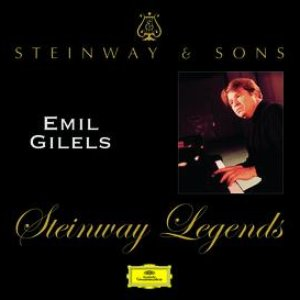 Image for 'Steinway Legends: Emil Gilels'