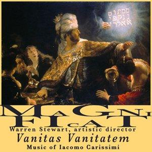 Image for 'Iacomo Carissimi: Vanitas Vanitatem'