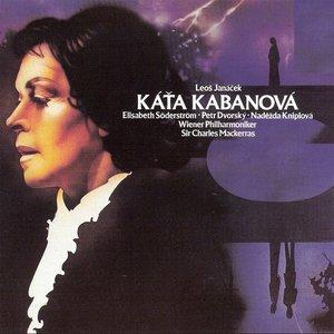 Bild för 'Káťa Kabanová (Wiener Philharmoniker, Elisabeth Söderström, Charles Mackerras)'