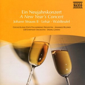 Image for 'A New Year's Concert'