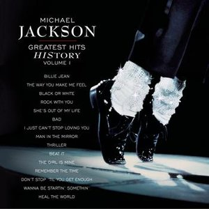 Image pour 'Michael Jackson Greatest Hits HIStory Volume I'