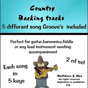 Image for 'Country Backing Tracks'