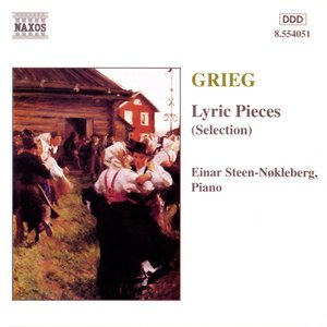 Image for 'GRIEG: Lyric Pieces, Books 1 - 10 (Selection)'