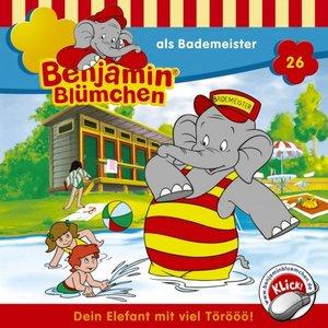 Image for 'Folge 26 - Benjamin Blümchen als Bademeister'