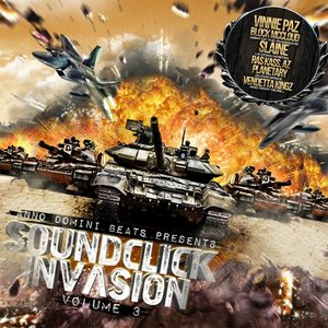 Image for 'Soundclick Invasion, Vol. 3'