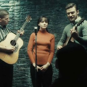 Image for 'Justin Timberlake, Carey Mulligan & Stark Sands'