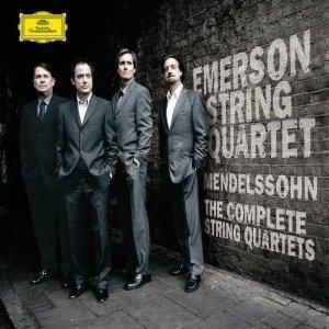 Imagem de 'Mendelssohn: The String Quartets'