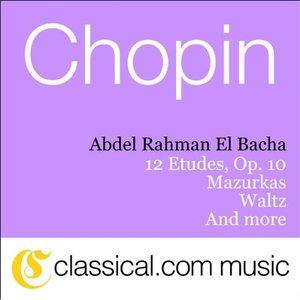 Image for 'Fryderyk Franciszek Chopin, 12 Etudes, Op. 10'