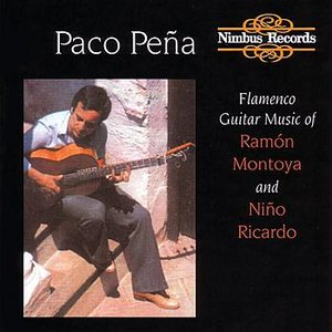 Image for 'Flamenco Guitar Music of Ramón Montoya and Niño Ricardo'