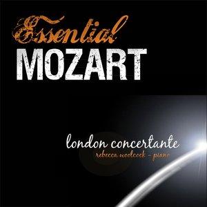 Bild für 'Mozart: Eine Kleine Nachtmusik, Piano Concerto No. 12 in A major, Divertimento in D'