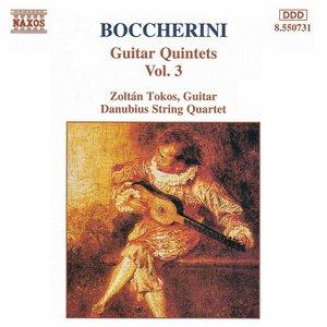 """Boccherini: Guitar Quintets, Vol.  3""的图片"