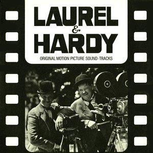 Immagine per 'Laurel & Hardy (Original Motion Picture Soundtracks)'