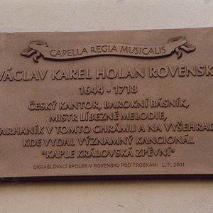 Immagine per 'Václav Karel Holan Rovenský'