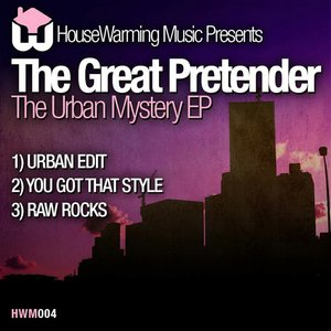 Image for 'The Urban Mystery EP'
