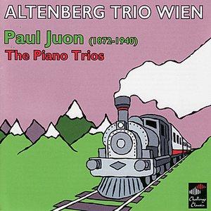 Image for 'Trio for Piano, Violin and Violoncello Op. 17: Allegro'