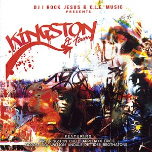 Image for 'Presented by DJ I Rock Jesus and C.L.E'