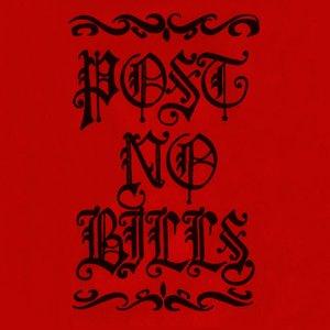 Image for 'Post No Bills'