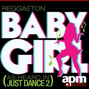 Image pour 'Baby Girl (As Heard In Just Dance 2)'