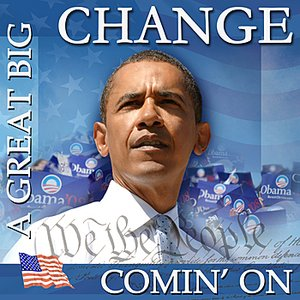 Image for 'A Great Big Change Comin' On (We The People)'