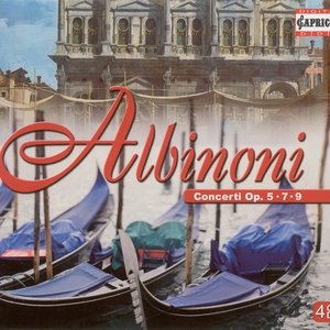 Image for 'Albinoni, T.G.: Concertos, Opp. 5, 7 and 9'