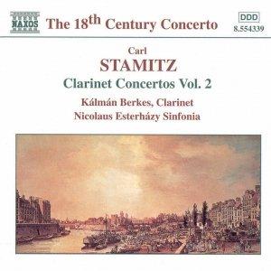 Image for 'STAMITZ, C.: Clarinet Concertos, Vol.  2'