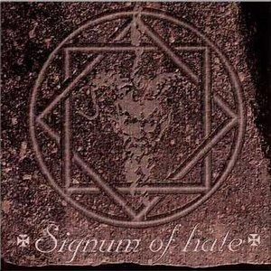Bild für 'Signum of Hate'