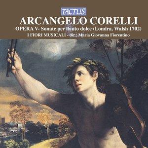 Image for 'Corelli: Recorder Sonatas, Op. 5'