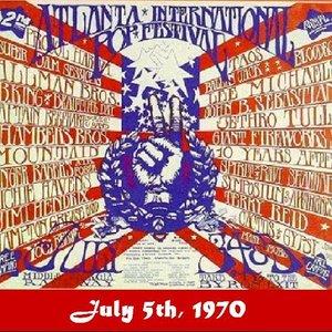 Image for 'Live At The Atlanta International Pop Festival July 3 & 5, 1970'