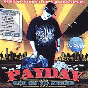 Image for 'Git On Yo Grind mixed by DJ Drop'