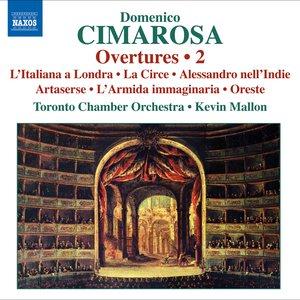 Image for 'Cimarosa: Overtures, Vol. 2'