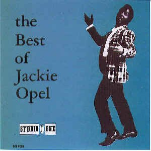 Image for 'The Best Of Jackie Opel'