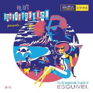 Image for 'The Unforgettable Sounds Of Esquivel'