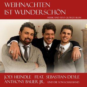 Imagem de 'Weihnachten ist wunderschön (feat. Sebastian Deyle, Anthony Bauer Jr., Tom Schau Band)'