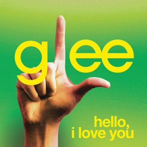 Image for 'Hello, I Love You (Glee Cast Version)'
