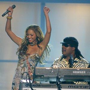 Image for 'Beyoncé & Stevie Wonder'
