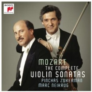 Imagen de 'The Mozart Sonatas for Violin and Piano'
