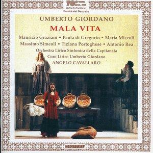 Image for 'Giordano: Mala vita'