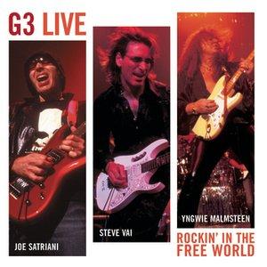 Immagine per 'G3 Live:  Rockin' In The Free World'