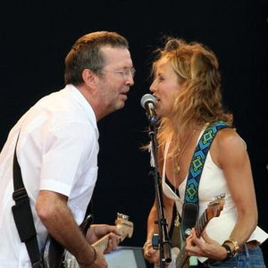 Image for 'Sheryl Crow & Eric Clapton'
