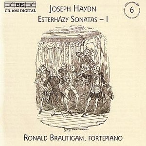Bild für 'HAYDN: Piano Sonatas Nos. 35-38'